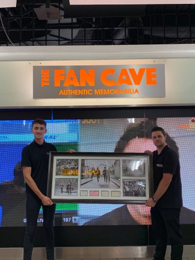 The Fan Cave