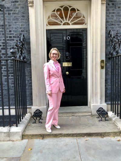 Jurga Downing Street