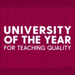 Sheffield Hallam named University of the Year for Teaching Quality
