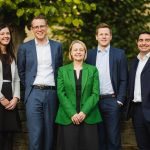 From trainees to trio of partners – further growth at BHP