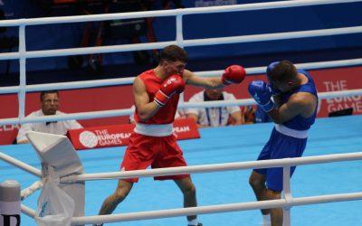 GB Boxing MLS