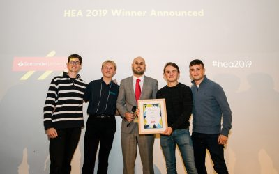 Studio Rife at the Hallam Enterprise Awards