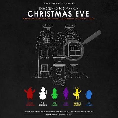 Christmas poster post