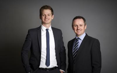 Pattonair - Russell Bainbridge and Matt Ainsworth