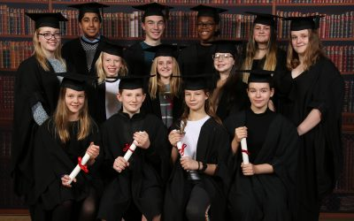 Sheffield CU 1000 hour graduation experience 2019