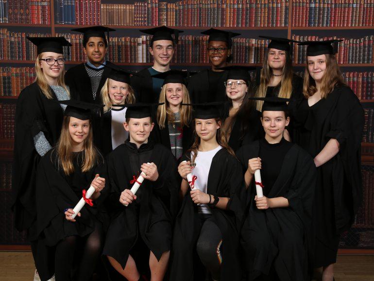 Sheffield CU 1000 hour graduation experience 2019