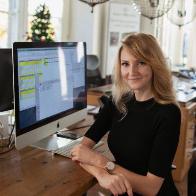 Jana Kukebal joins Grey Matter