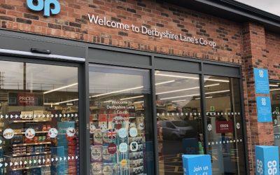 New Co-op Derbyshire Lane