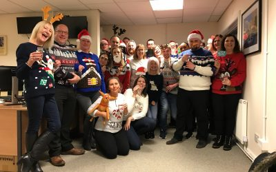 Numed Christmas Jumper Day 2019