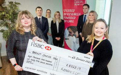 Keebles LLP Breast Cancer Now