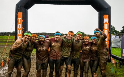 Keebles Tough Mudder 1