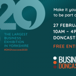 DIARY DATE: DONCASTER BUSINESS SHOWCASE