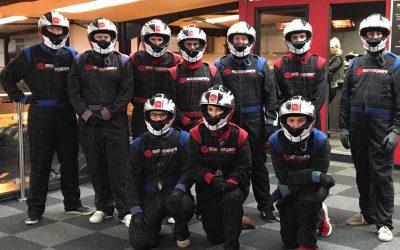 Apprentice go karting