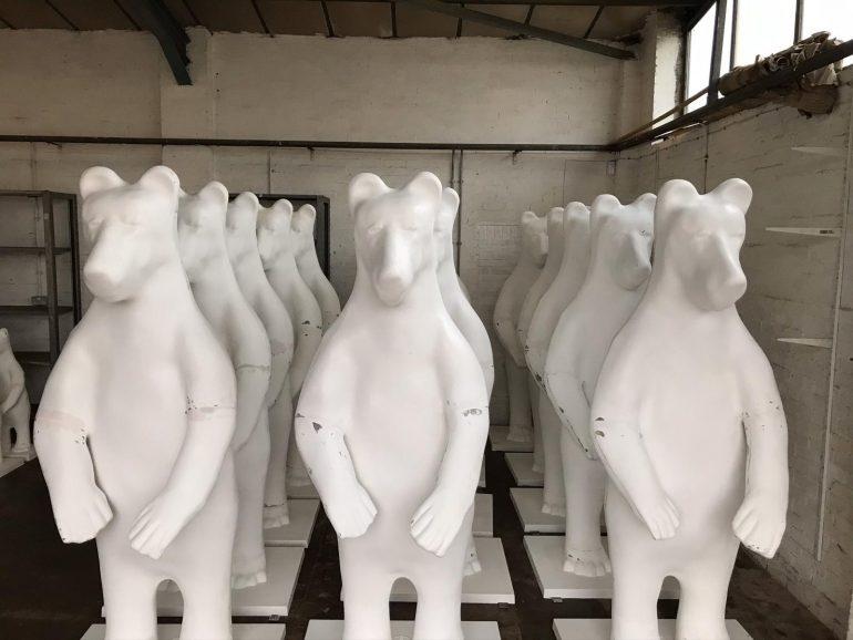 Army of bears!