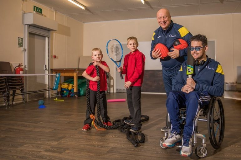 Doncaster Entrepreneur and Paralympian