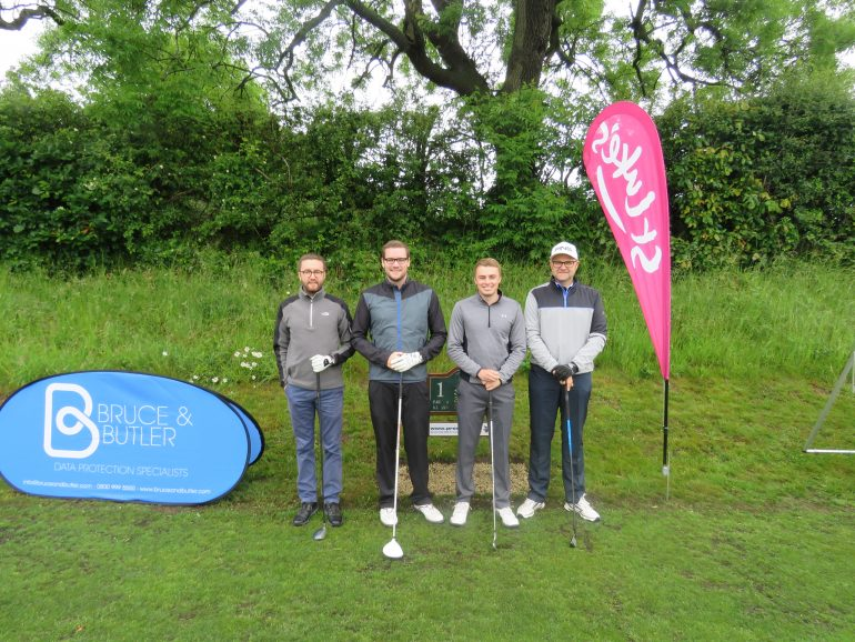 Golf day launch 2020