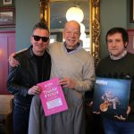 Richard Hawley's iconic suits raise cash for Sheffield charities