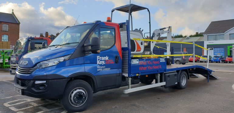 New 7.2t Iveco truck (2)