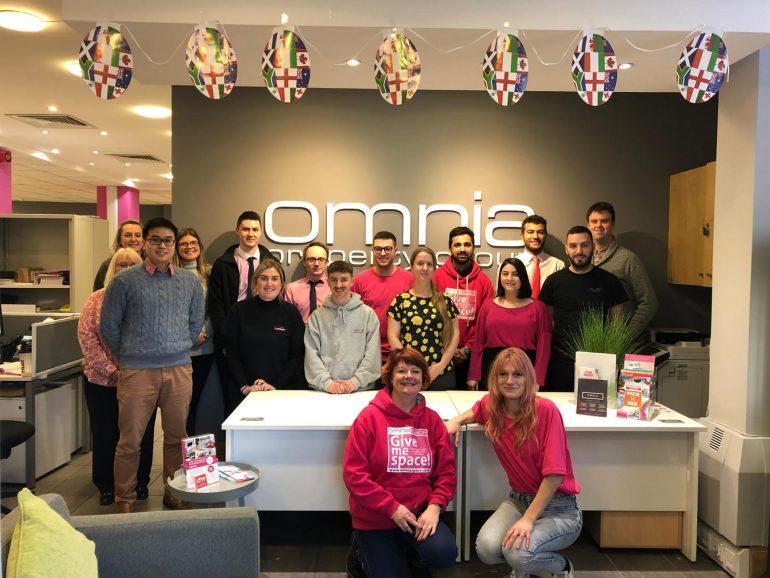 Omnia Property Group Celebrates 15th Birthday