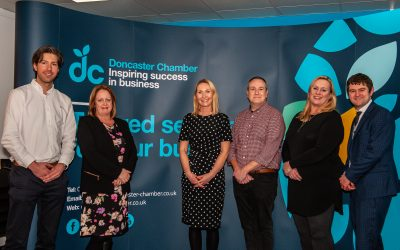 Doncaster Chamber Awards Charity Donation