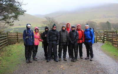 Sheffield College Three Peaks Challenge