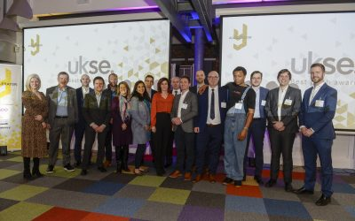 Y Accelerator presentation event held at The Glide in Atterclife, Sheffield