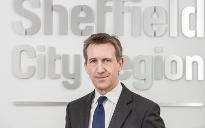Sheffield City Region Mayor Dan Jarvis MP