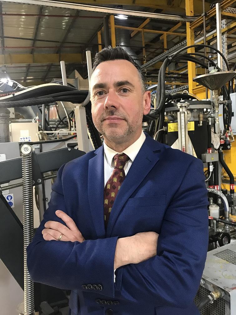 Jason Lippitt - MD of Blachford UK