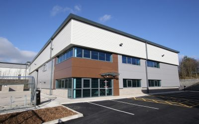 Nexus Barnsley completed Mar 2020