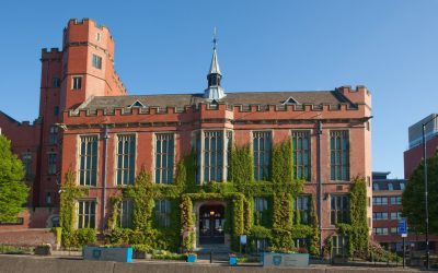 University of Sheffield Main Building
