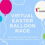 Up, up and away with Roundabout's virtual balloon race