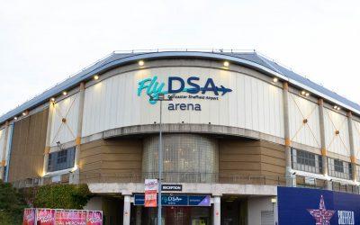 FlyDSA Sheffield Arena