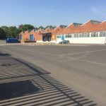 Expansion project for 3PL company into Barnsley business park