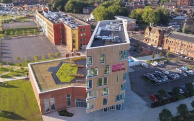 Sheffield Hallam's Advanced Wellbeing Research Centre