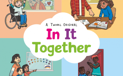 In It Together - Cover