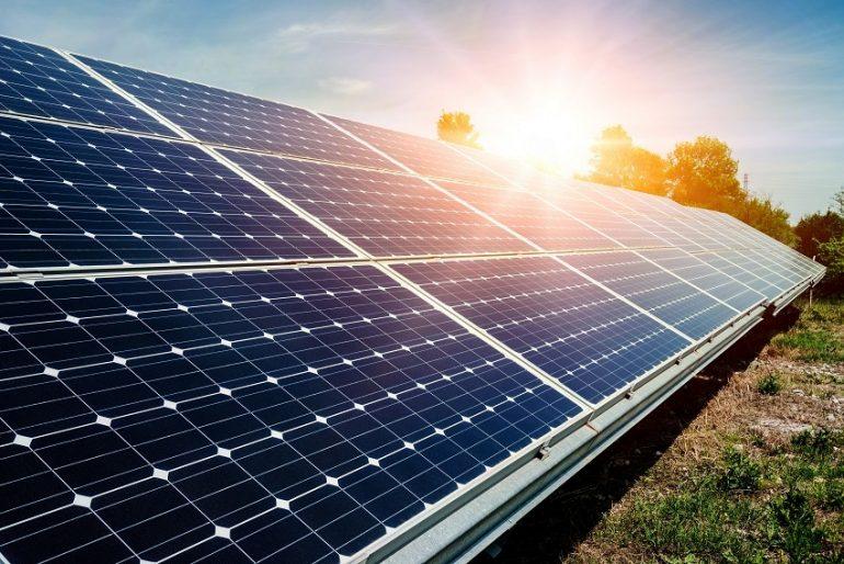 Solar Park example image