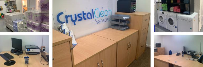 TC004 Crystal Clean
