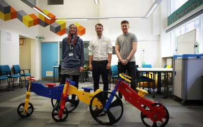 Balance Bikes - University of Sheffield a