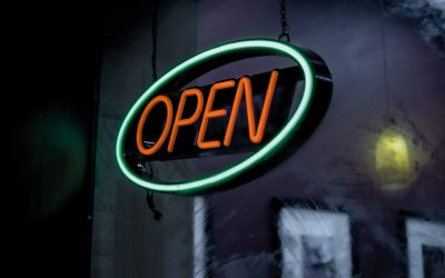 Open Sign RGB