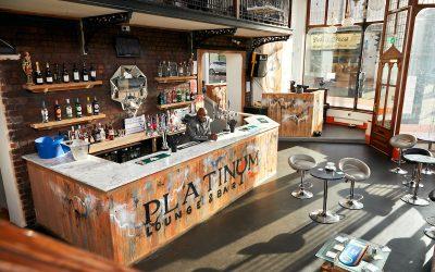 UKSE - Platinum Lounge & Bar - Paul Simms