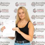 Sixth Form students receive A Level results