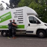 Emmaus Sheffield is back on the road with collection service
